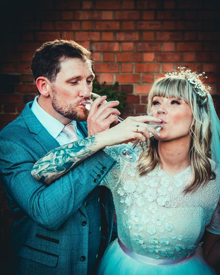 A toast to love - Richard Crilly - Film & Photography