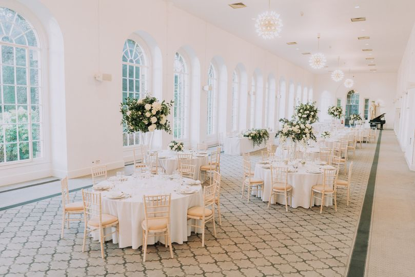The Banqueting Suite
