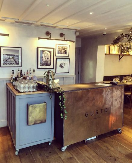 West Bridgford Gusto 41