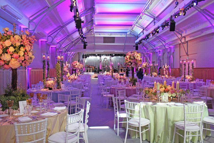 Prince Consort Room Wedding