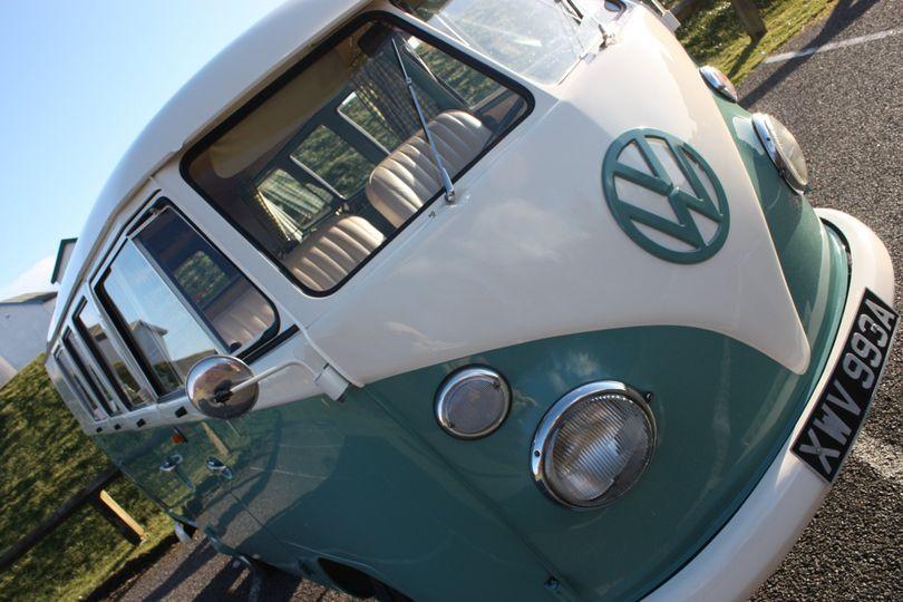 VW Bus Hire