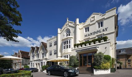 The Mandolay Hotel 1