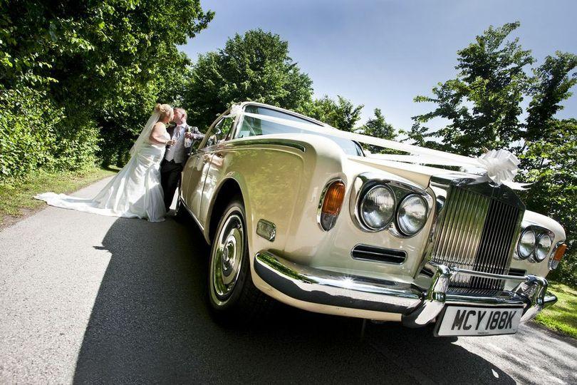 Macy Rolls Royce
