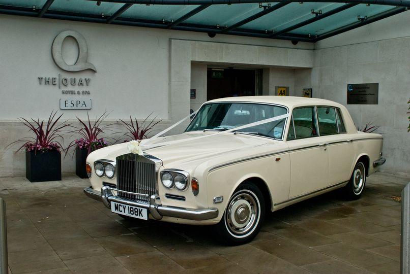 Macy - Rolls Royce
