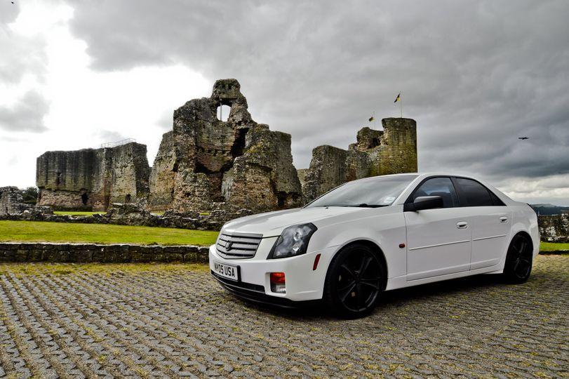 Nyssa - Cadillac sports
