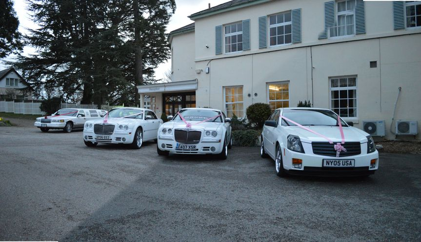 Just four of our fleet