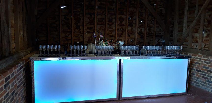 4m Mobile Bar Unit
