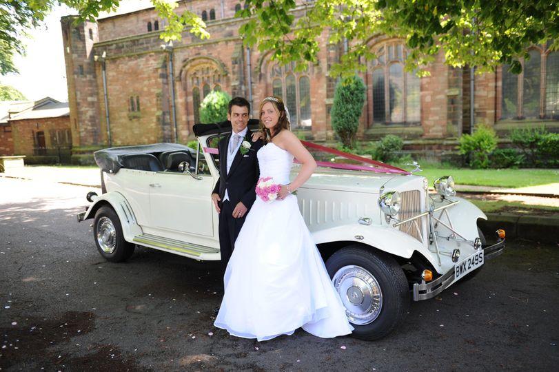 HM Wedding Cars