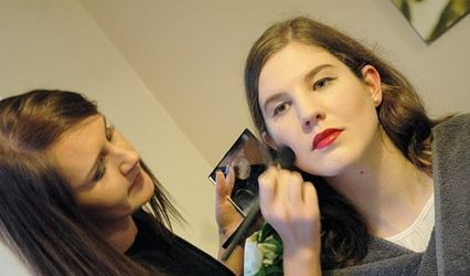 Make Up by Kirsty Badrock 1