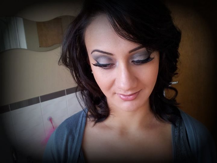 after night out make up 4 108723