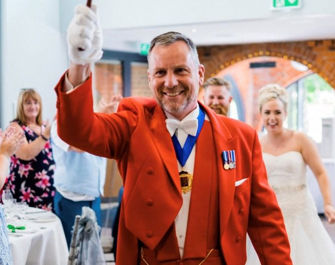 Guy Wade F.G.P.T: Professional Toastmaster and Master of Ceremonies