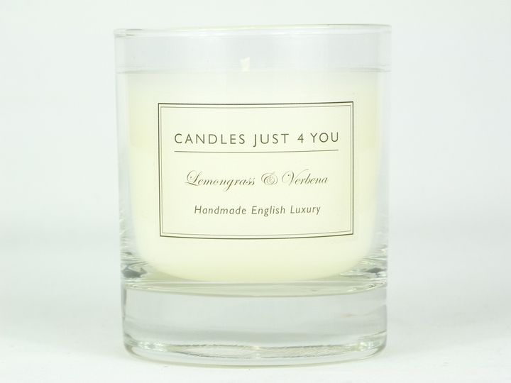 200g Luxury scented candle