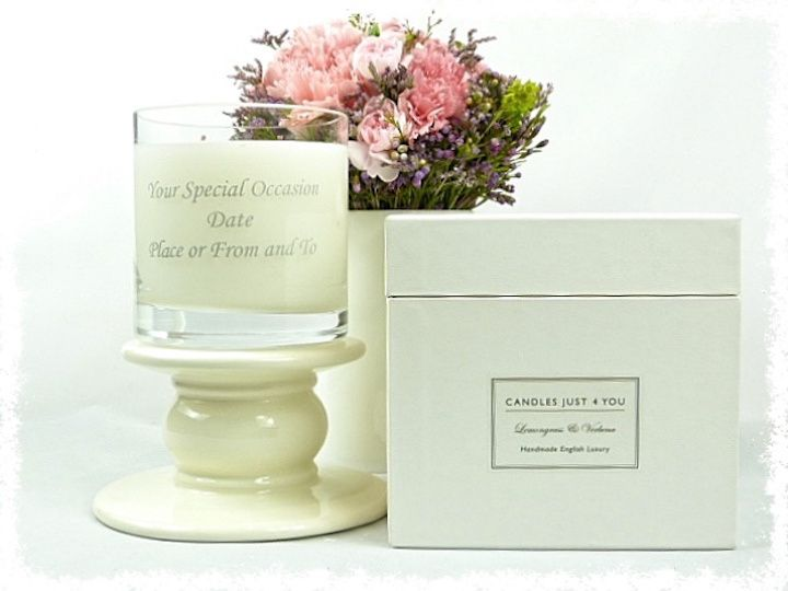 Luxury Scented 750g Candle
