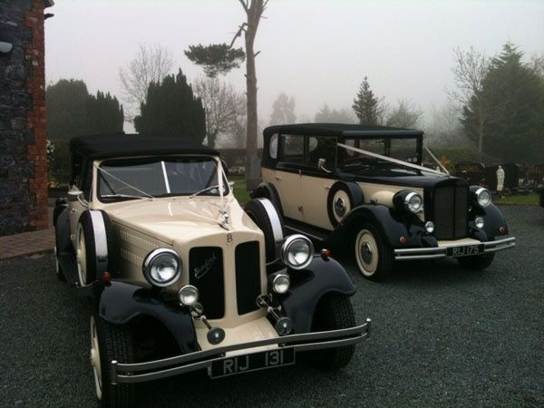 1920 style Beauford Tourer