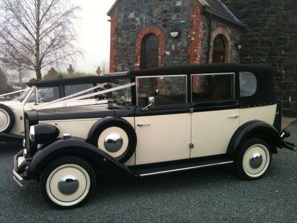 Classic Car Hire Portadown