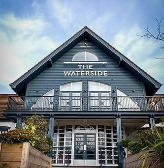The Waterside exterior
