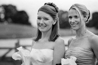 Bride & Briadesmaid