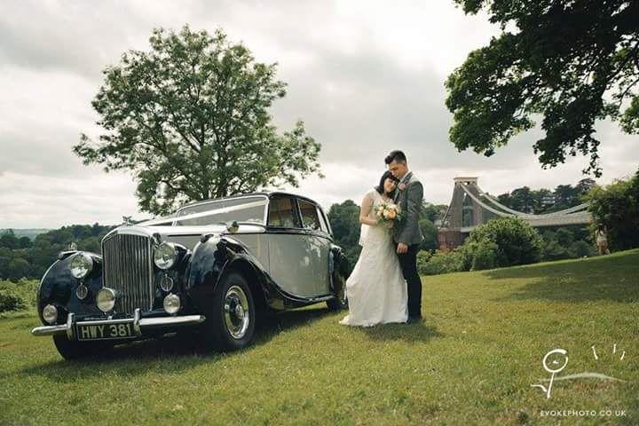 Wedding Car Bristol