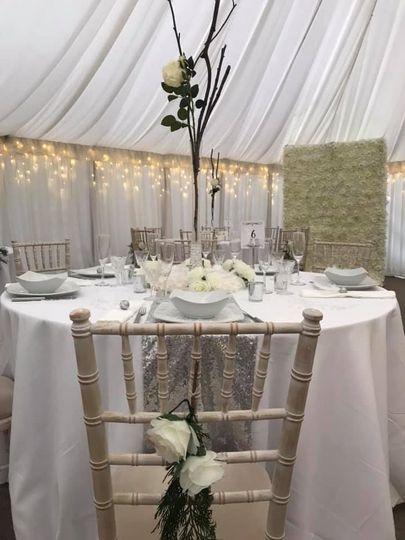 Decorative Hire Definitive Weddings & Eventz 38