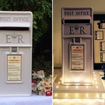 Day/night post box