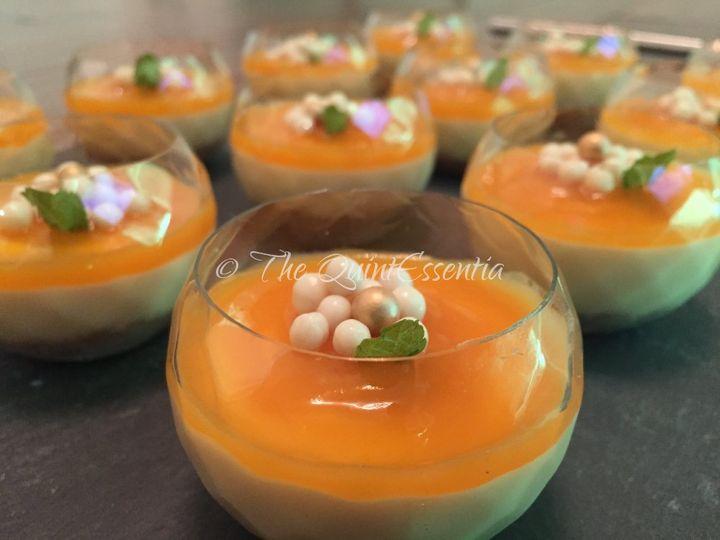 Dessert Catering service