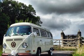 Moonstruck VW Camper