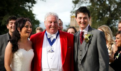 Michael Fieldhouse - Professional Toastmaster & Master of Ceremonies 1