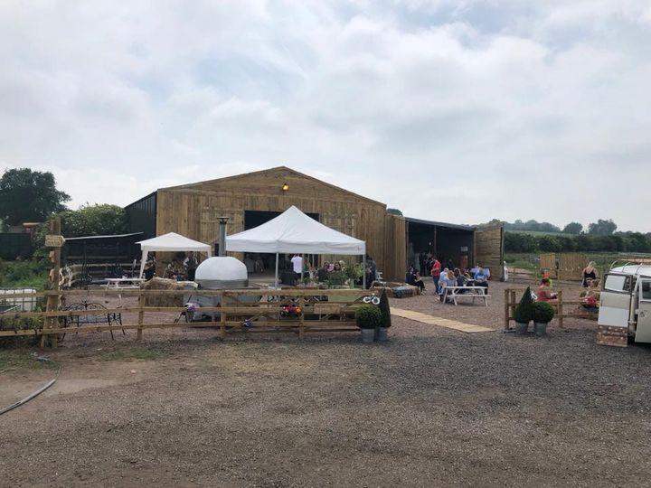 Bilston Brook Wedding Barn 6