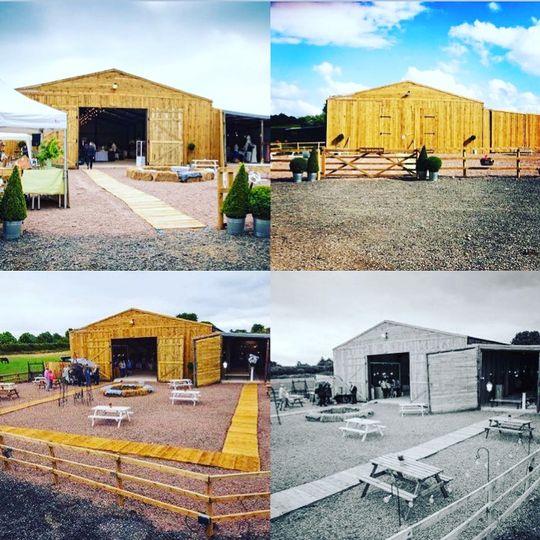Bilston Brook Wedding Barn 37