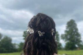 Bridal Hair Design by Lorraine Newark