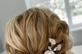 Bridal Hair Design by Lorraine Newark