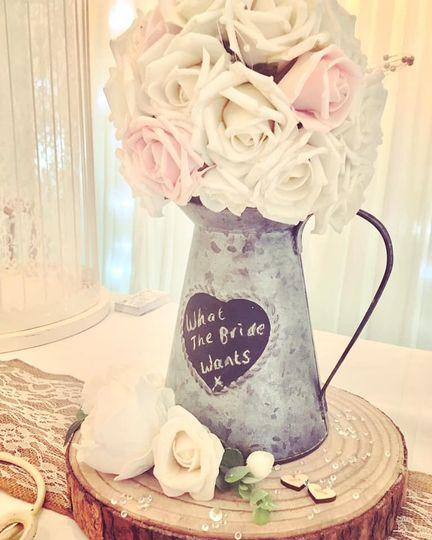 Decorative Hire What The Bride Wants 117