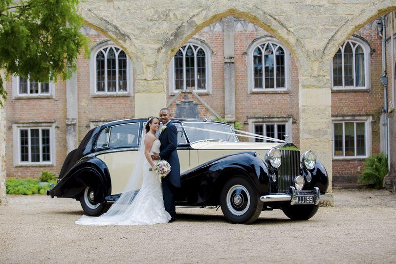 1951 Rolls Royce Silver Wraith