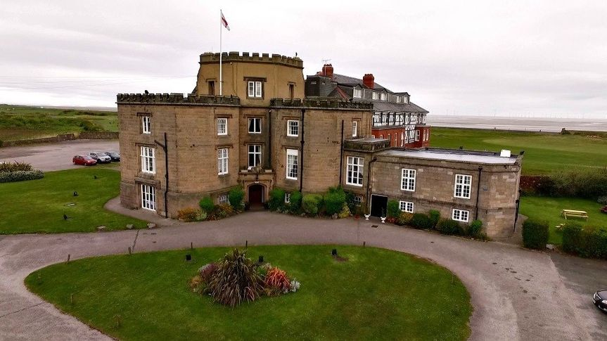 Leasowe Castle Hotel 3