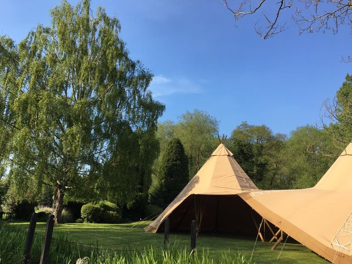 Marquee Hire Blue Sky Tipis 38