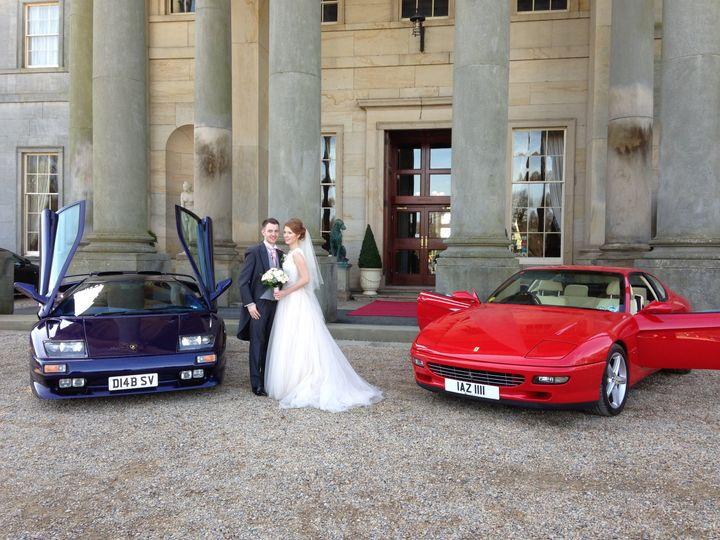 double car bride and groom jpg 4 108822
