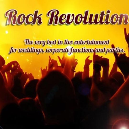 Music and DJs Rock Revolution 9