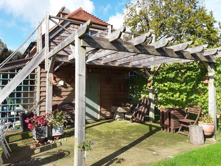 The Bluestone Vineyard House