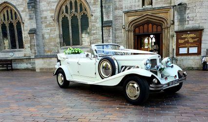 UK Wedding Cars 1