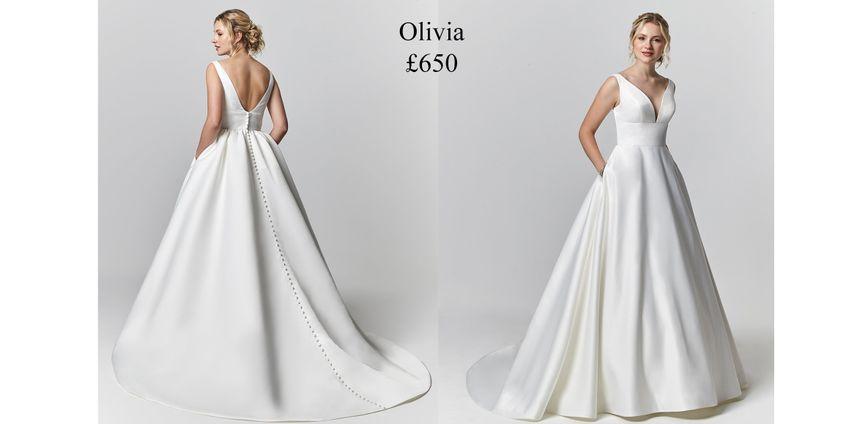Bridalwear Shop Meryl Bridal 29