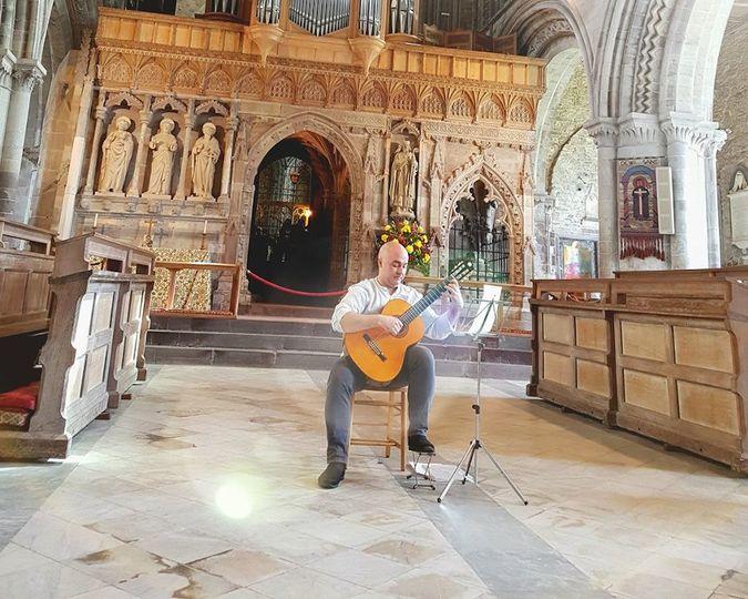 Recital St. David's Cathedral