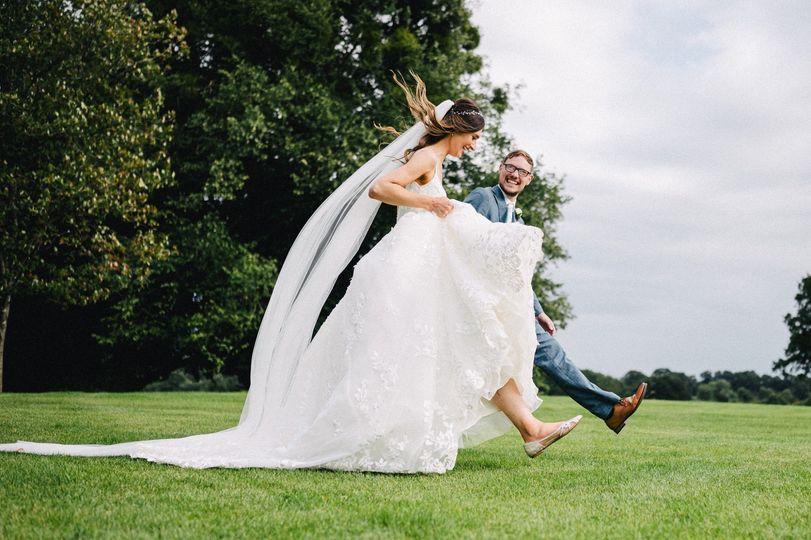 Dorfold Hall Wedding