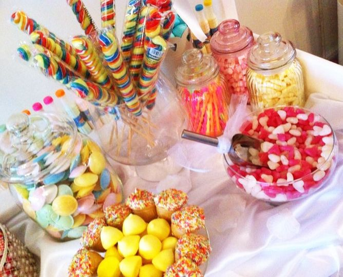 High quality sweets added