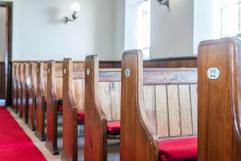 Bona Church Pews