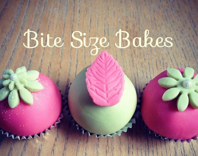 Bite Size Cakes