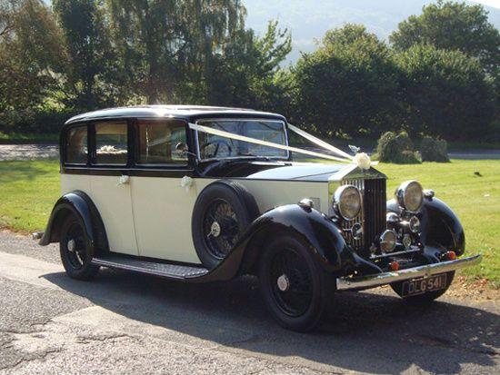 1936 Rolls-Royce 25/30 six