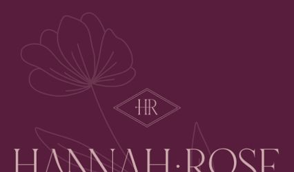 Hannah Rose Weddings & Events 1