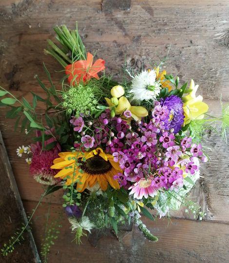 Florist Verity Marston Floral Design 46