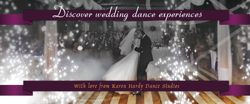 First Dance Choreography Karen Hardy Dance Studios 1