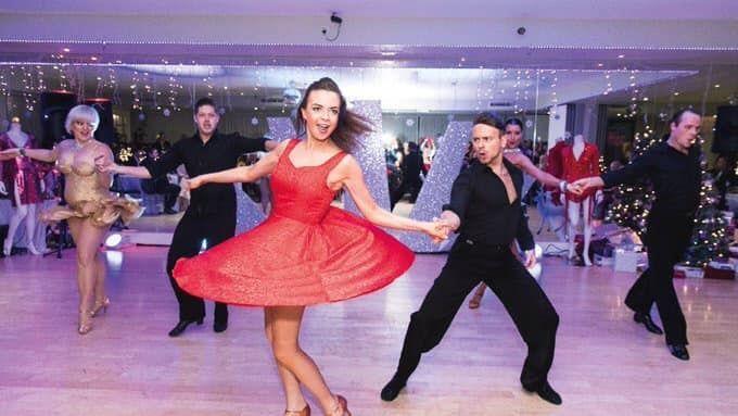 First Dance Choreography Karen Hardy Dance Studios 4